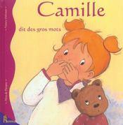 Camille dit des gros mots - Intérieur - Format classique