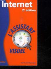 L'Assistant Visuel Internet, 2e édition - Couverture - Format classique