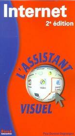 L'Assistant Visuel Internet, 2e édition - Intérieur - Format classique