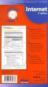 L'Assistant Visuel Internet, 2e édition - 4ème de couverture - Format classique