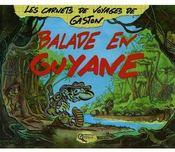 Balade en Guyane - Couverture - Format classique