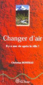 Changer d'air - Intérieur - Format classique