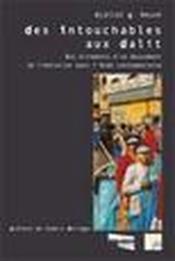 Les Errements De La Voix Des Dalits - Couverture - Format classique
