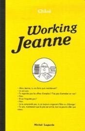 Working Jeanne - Couverture - Format classique