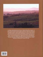 Ju-interieurs de toscane - 4ème de couverture - Format classique