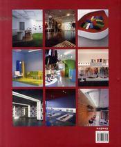 P.o.p. point of purchase / points de vente - 4ème de couverture - Format classique