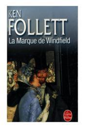 La marque de Windfield - Couverture - Format classique