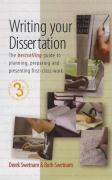 Writing Your Dissertation - Couverture - Format classique