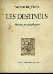 Les Destinees, Poemes Philosophiques - Couverture - Format classique