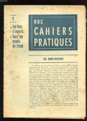 Nos Cahiers Pratiques. Les Hors D'Oeuvre. Tous Les Points Tricot - Couverture - Format classique