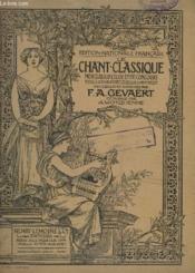 Le Chant Classique - N°176-177. - Deux Chants De L'Amour -Piano/chant. - Couverture - Format classique