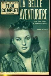 Tous Les Jeudis - Film Complet N° 451 - La Belle Aventuriere - Couverture - Format classique