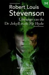 L'étrange cas du Dr Jekyll et de Mr Hyde - Couverture - Format classique