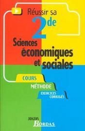 Economie 2e - Intérieur - Format classique