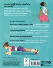 MON CAHIER ; body minceur - 4ème de couverture - Format classique