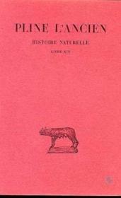 Histoire naturelle L19 - Couverture - Format classique
