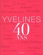 Yvelines 40 ans - Couverture - Format classique