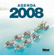 Agenda humour (édition 2008) - Couverture - Format classique