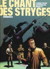 Le chant des stryges - saison 1 T.1 ; ombres - Intérieur - Format classique