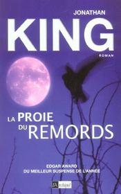 La Proie Du Remords - Intérieur - Format classique