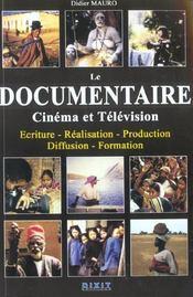Documentaire (le) - Intérieur - Format classique