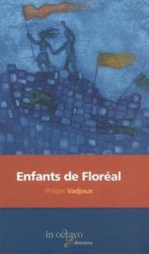 Enfants de floréal - Couverture - Format classique