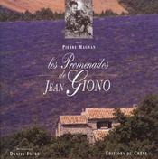 Les Promenades De Jean Giono - Intérieur - Format classique