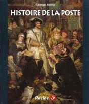 Histoire de la poste - Intérieur - Format classique