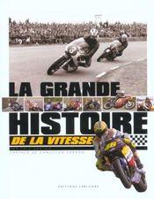 La grande histoire de la vitesse moto - Intérieur - Format classique