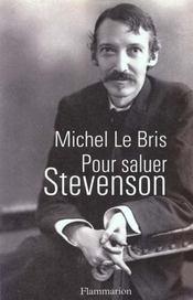 Pour Saluer Stevenson - Intérieur - Format classique