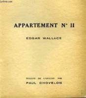 Appartement N°ii - Couverture - Format classique