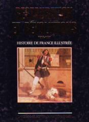 Restauration et révolutions: 1815-1851 (Histoire de France illustrée. Série cartonnée. ) - Couverture - Format classique