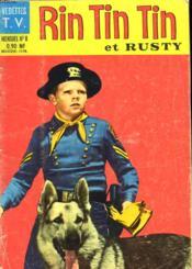 Rin Tin Tin Et Rusty - N°8 - Couverture - Format classique