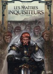 Les maîtres inquisiteurs T.1 ; Obeyron - Couverture - Format classique