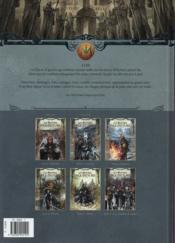 Les maîtres inquisiteurs T.1 ; Obeyron - 4ème de couverture - Format classique