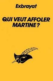 Qui Veut Affoler Martine ? - Intérieur - Format classique