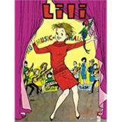 Lili t.22 ; au music hall - Couverture - Format classique