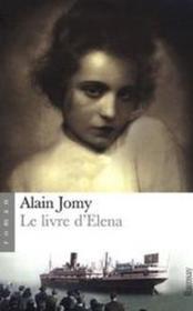 Le livre d'elena - Couverture - Format classique