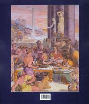 Civilisation Des Villas Toscanes - 4ème de couverture - Format classique