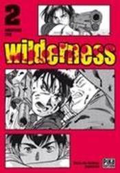 Wilderness t.2 - Couverture - Format classique