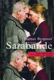 Sarabande - Couverture - Format classique
