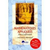 Mathematiques Appliquees Cours Decf 5 - Couverture - Format classique