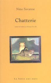 Chatterie - Intérieur - Format classique