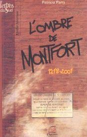 L'ombre de Montfort - Intérieur - Format classique