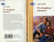 Un Bonheur Menace - First Time For Ever - Couverture - Format classique