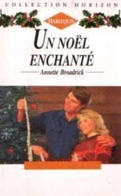 Un Noël enchanté (Collection Horizon) - Couverture - Format classique