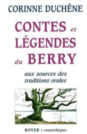 Contes et légendes du Berry - Couverture - Format classique