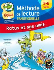 Méthode de lecture traditionnelle ; Ratus et ses amis - Couverture - Format classique