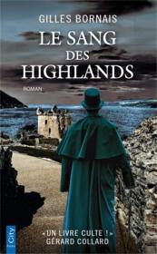 Le sang des Highlands - Couverture - Format classique