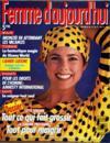 Femme D'Aujourd'Hui N°18 du 15/05/1989